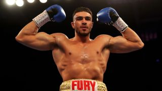 tommy fury live stream boxing