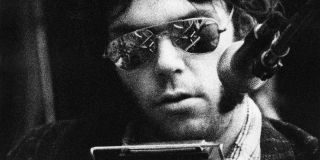 Neil Young in 1974
