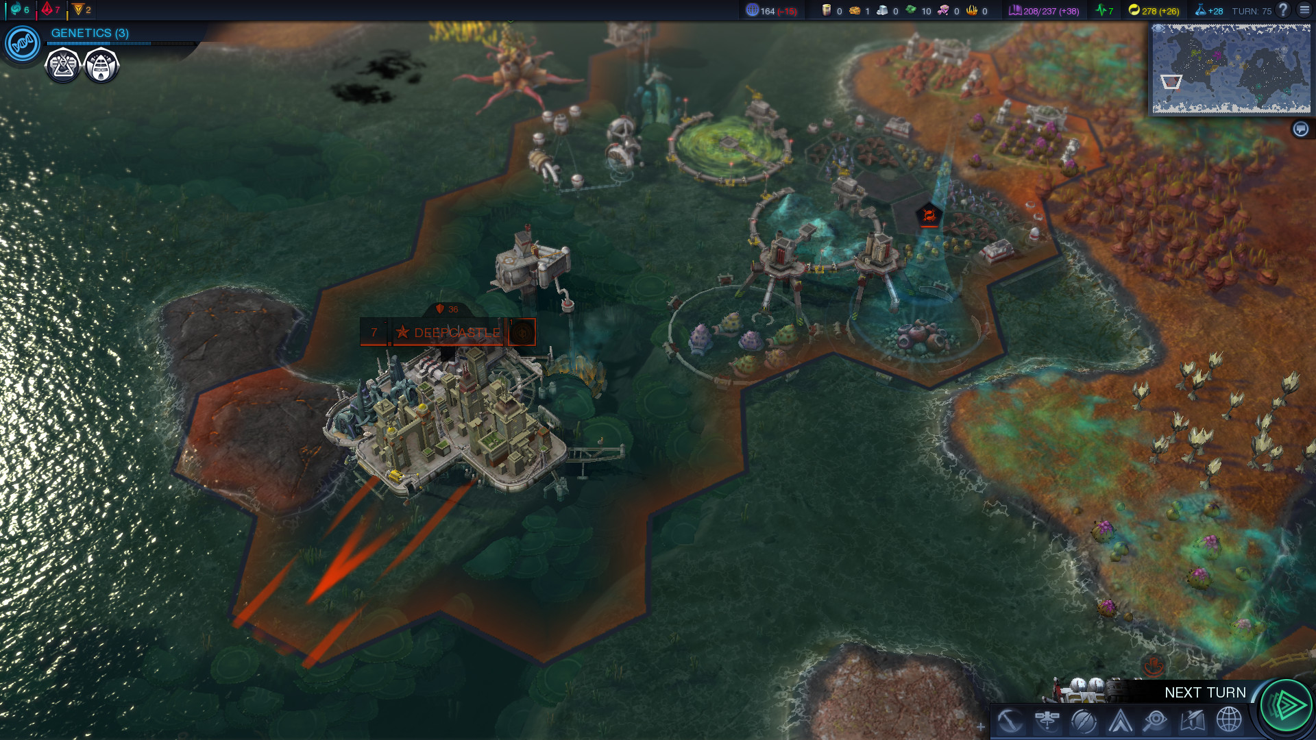 Civilization: Beyond Earth is free to play this weekend