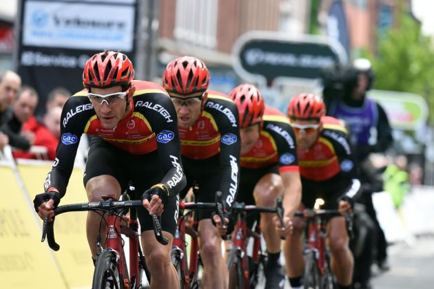 Raleigh, Tour Series TTT