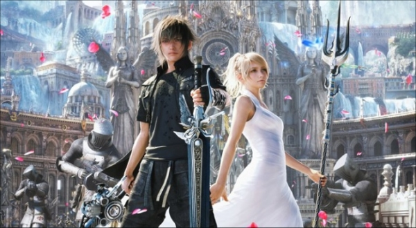Final Fantasy XV Comrades Multiplayer Beta
