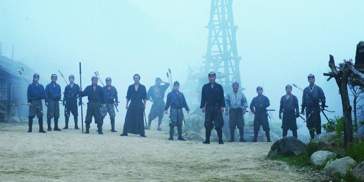 The 13 Assassins cast