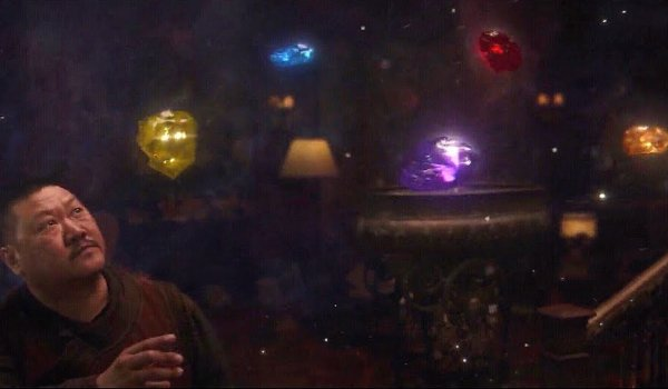 Avengers: Infinity War Wong explains the Infinity Stones