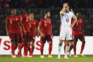 Switzerland v Northern Ireland – FIFA World Cup 2022 – European Qualifying – Group C – Stade de Geneve