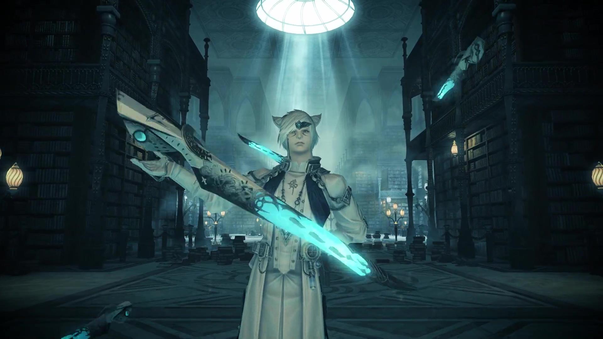 Meet the Sage, a rad new healer coming with Final Fantasy 14: Endwalker