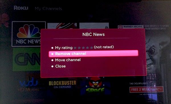 How to Remove Channels from a Roku 3 - Tom's Guide | Tom's Guide