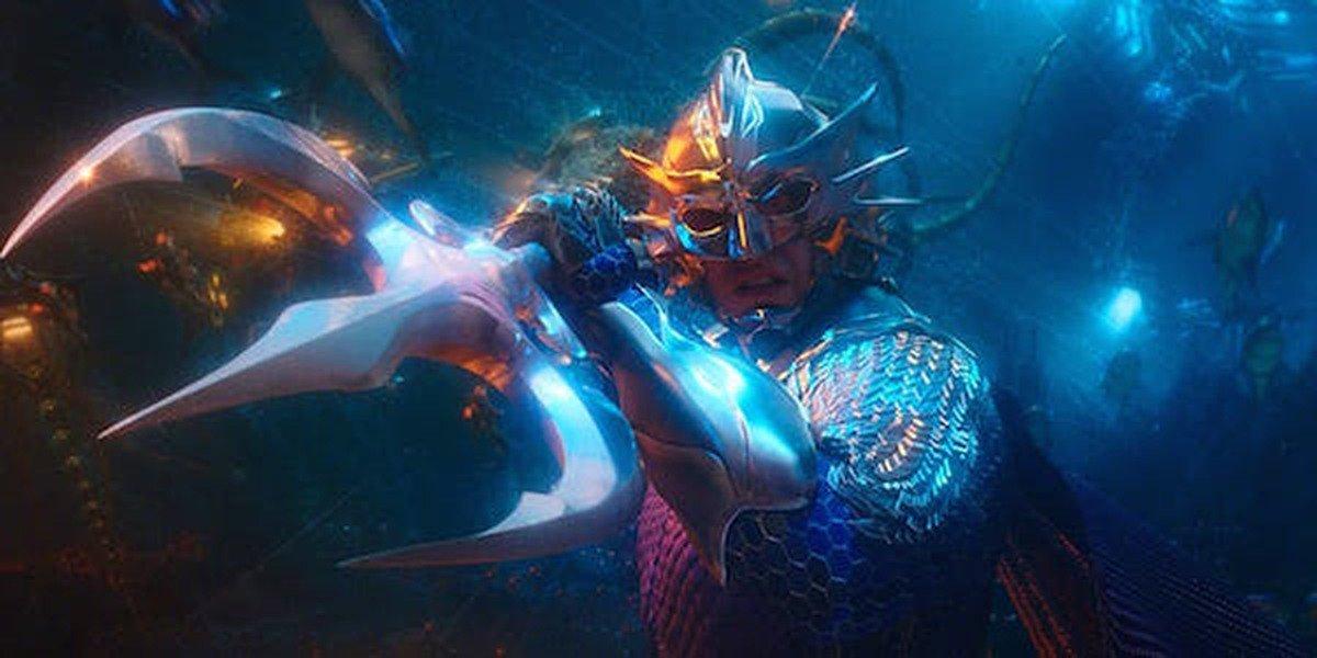 Patrick Wilson - Aquaman