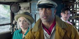 Jungle Cruise Has A Joke With A Sword The Adults Are Gonna Love, But The Rock And Emily Blunt Reveal It Was Supposed To Be Way Dirtier