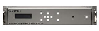 Gefen Matrix Provides 4K Ultra HD Switching