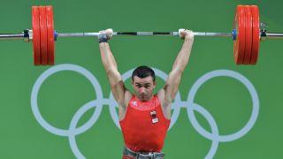 Gewichtheben bei den Olympischen Spielen