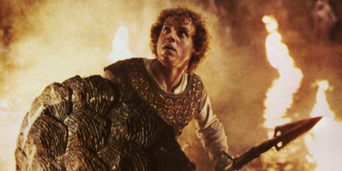 Peter MacNicol in Dragonslayer