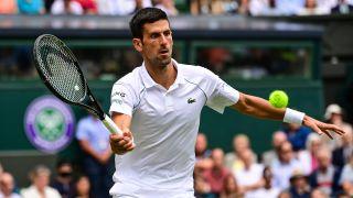 Novak Djokovic vs Marton Fucsovics live stream
