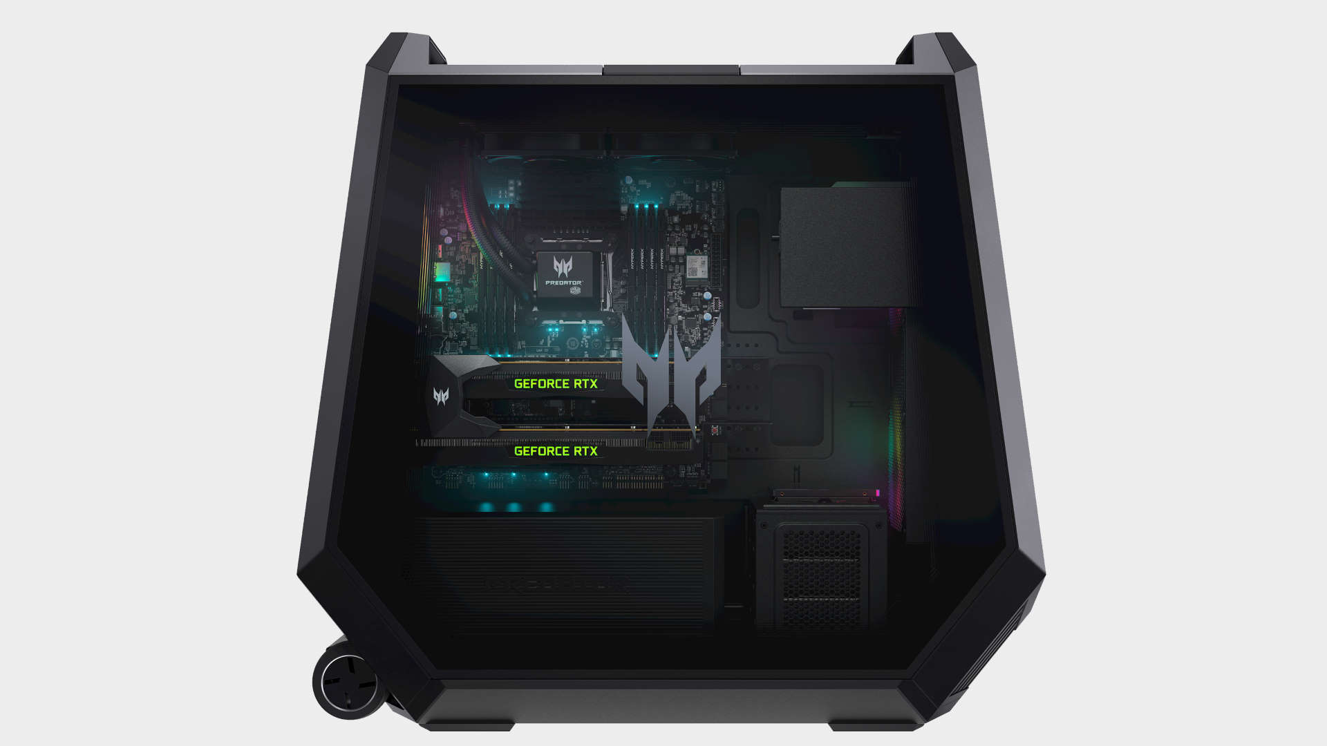 Acer Predator Orion 9000 hands-on review: peeling off new PC plastic is still more satisfying than SLI