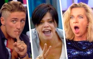 Celebrity Big Brother Moments