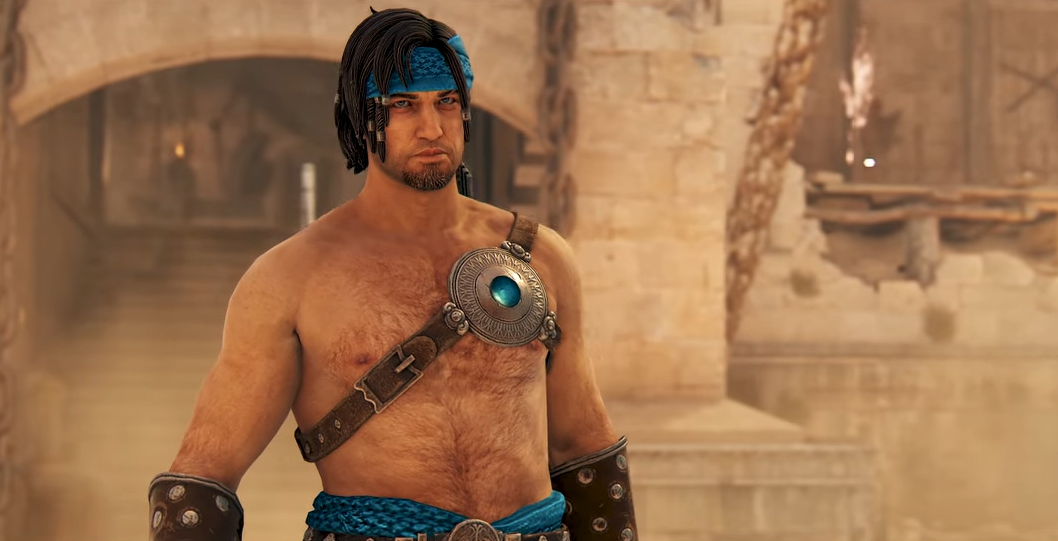 Prince of Persia is back in For Honor's latest crossover event