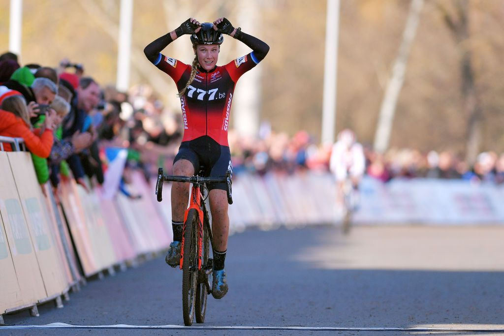 Cyclo-cross World Cup: Worst wins in Tabor
