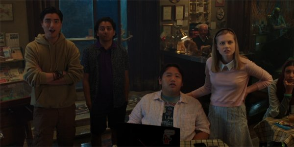 Spider-Man Far From Home Flash Thompson Ned Leeds Betty Brant