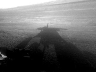 Mars Rover Opportunity 45