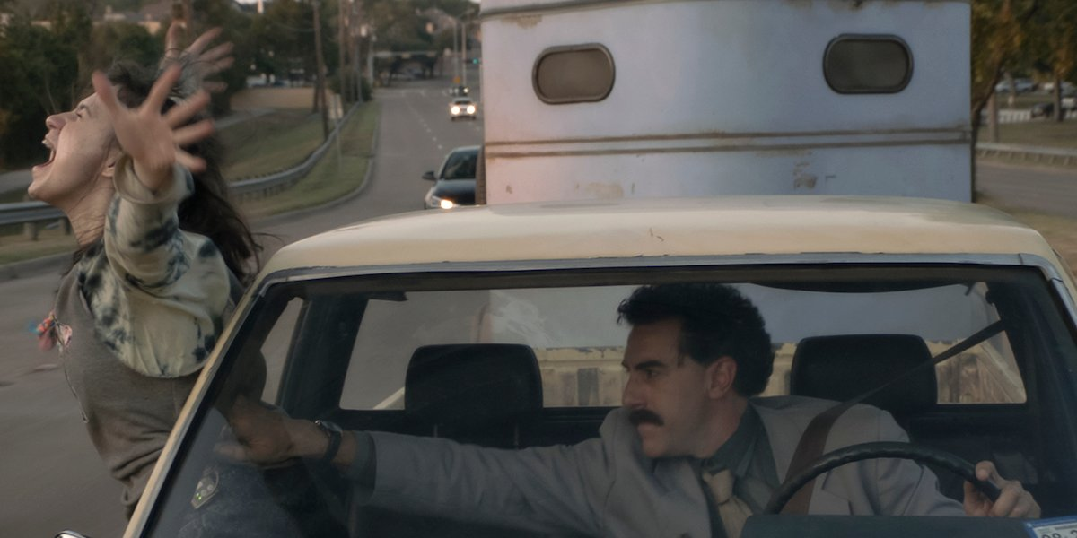 Why Borat 2 Needed To Be Filmed In Secret Despite The Stress It Caused