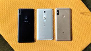 Comparison Redmi Note 5 Pro Vs Zenfone Max Pro M1 Vs Nokia 6 2018