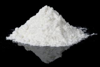 white powder, fentanyl