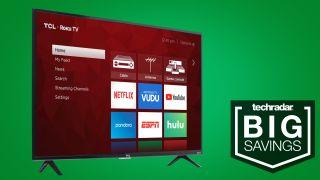 Best Buy 4K TV deal