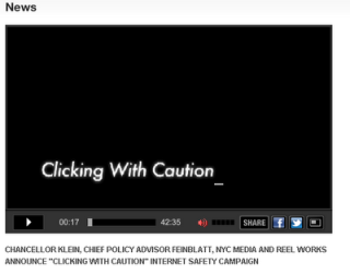 Clicking with Caution Internet Safety Video by Lisa Nielsen