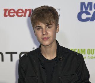 The singer Justin Bieber