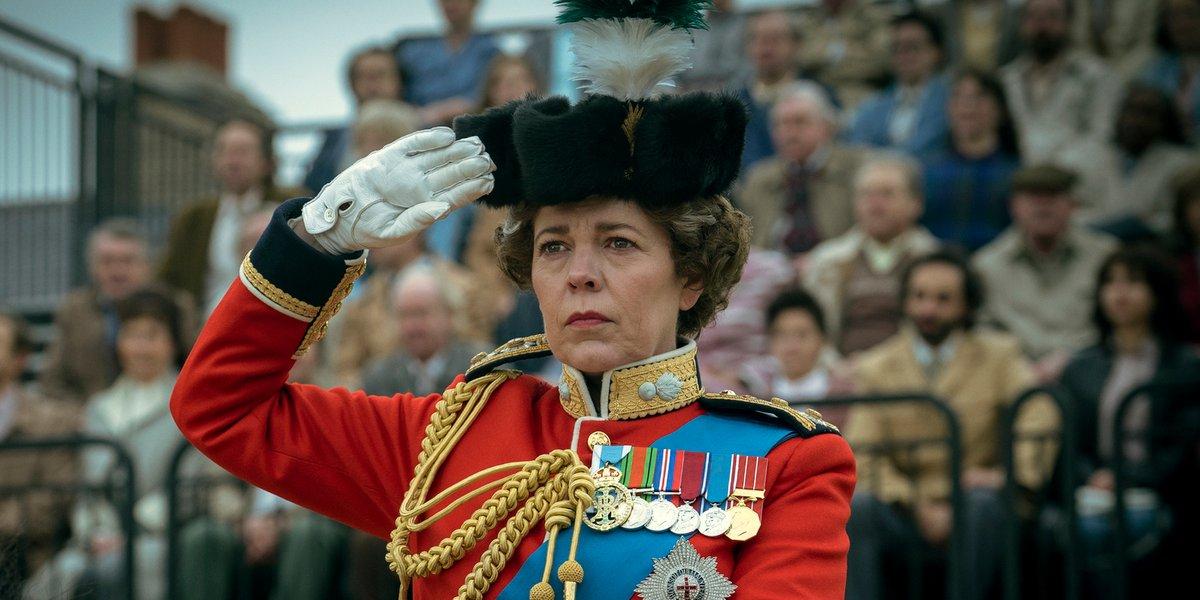 the crown season 4 netflix queen elizabeth ii olivia colman
