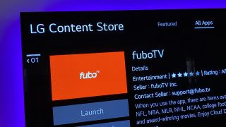 FuboTV LG