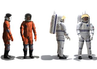 Moon Suits of the Future