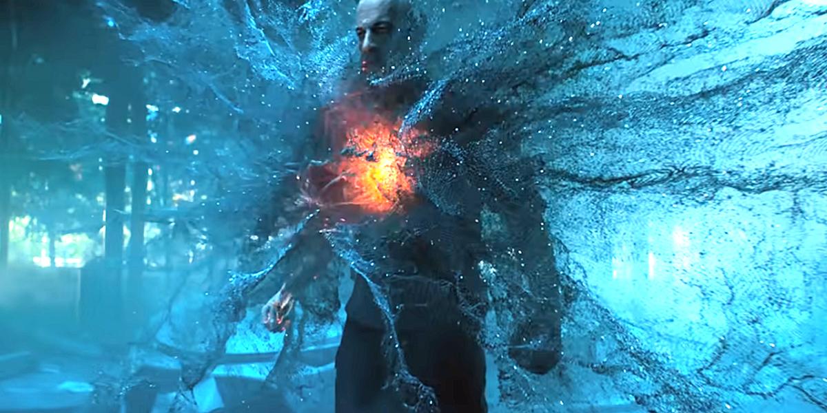 Vin Diesel as Ray Garrison Bloodshot trailer