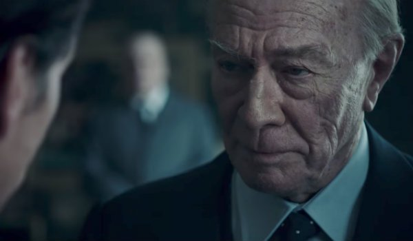 Christopher Plummer J Paul Getty All The Money in The World