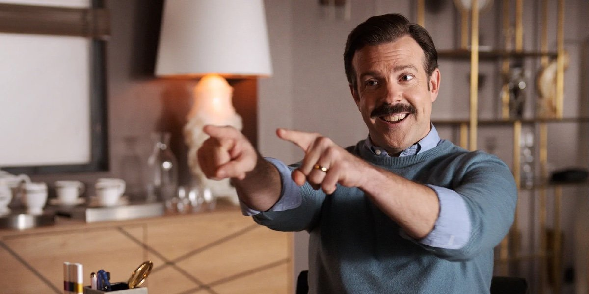 After Ted Lasso Season 2 Reference, Diane Sawyer Had The Best Response For Jason Sudeikis' Character