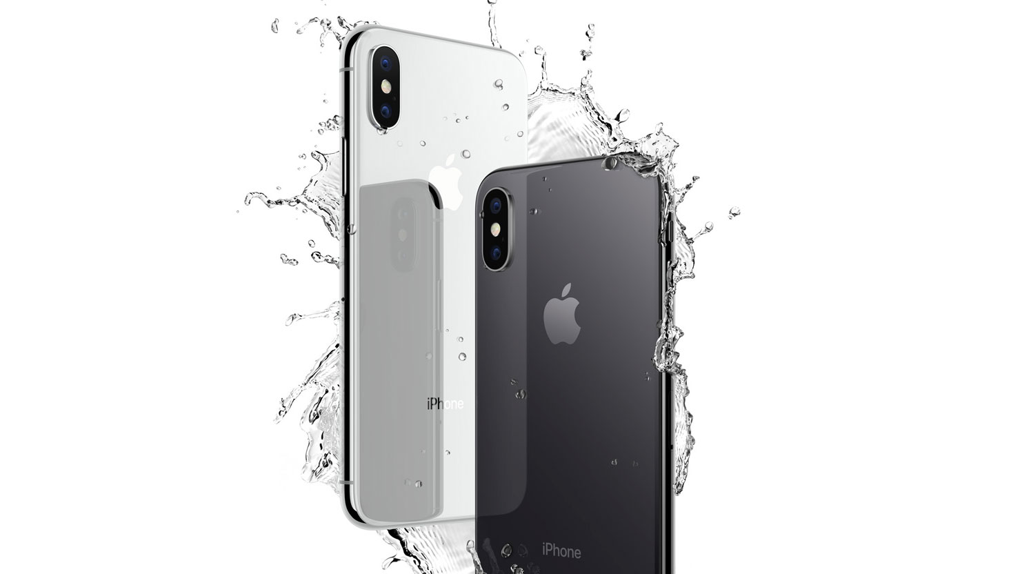 How to put 2 pictures side by on iphone x
