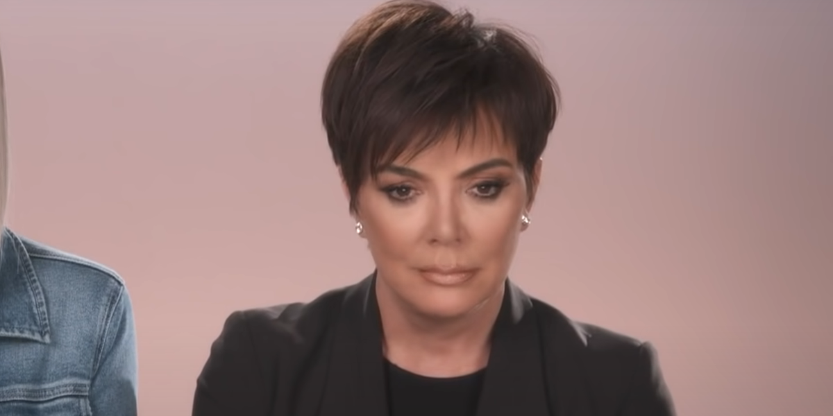 Keeping Up with the Kardashians Kris Jenner E!