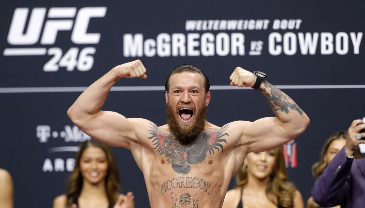 How to get a UFC 246 live stream and all you need to know about McGregor vs Cerrone (and the rest)