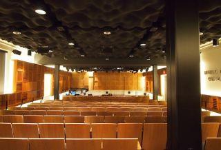 SUNY Buffalo Upgrades Audio to Overcome Design Limits