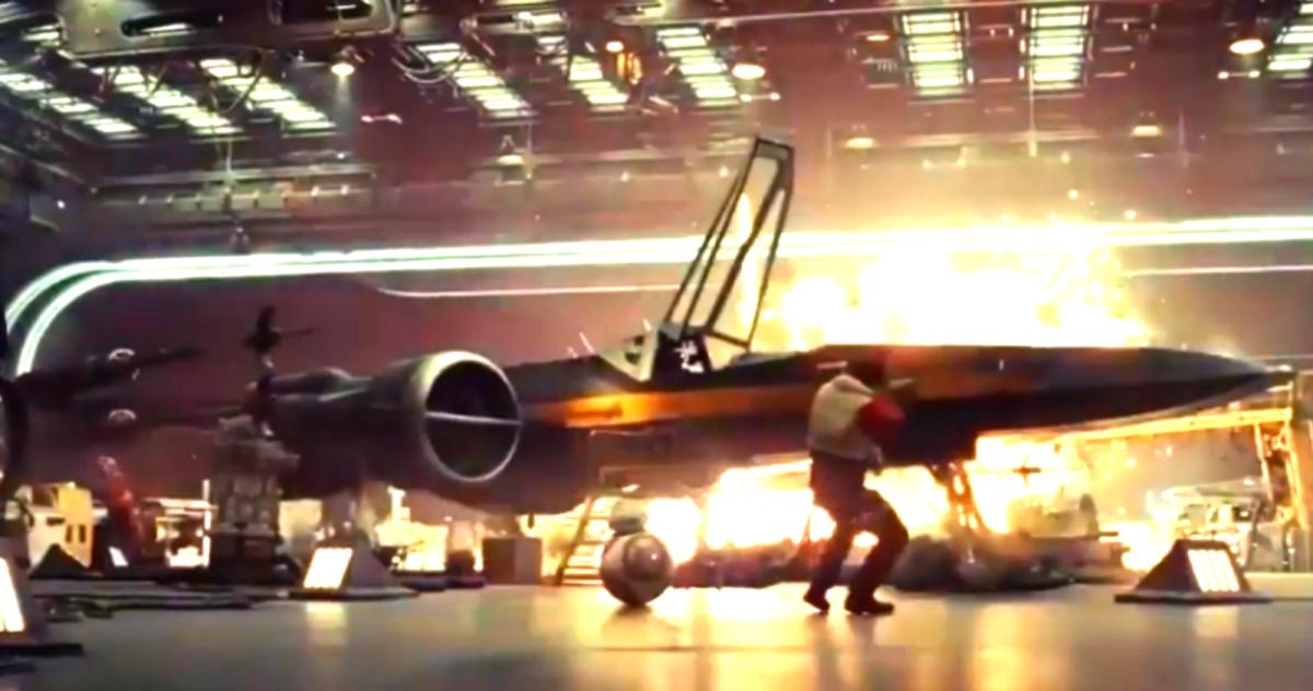 i got some serious goosebumps the best star wars: last jedi trailer