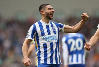 Brighton and Hove Albion v Leicester City – Premier League – AMEX Stadium