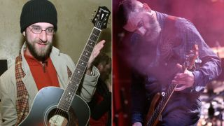 Dustin Diamond wanted to meet Tool's Justin Chancellor