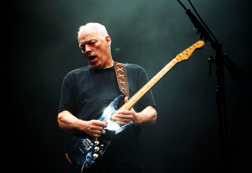 "Pink Floyd's David Gilmour Talks ""Comfortably Numb"" Solo — Covers by Tina S., Richie Faulkner and Thomas Leeb 