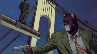 Blacksad: They All Fall Down Part 1 cover