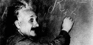 Albert Einstein ghosts proof