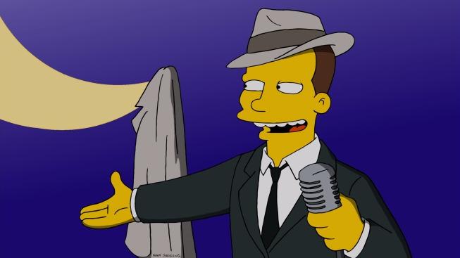 Seth MacFarlane Simpsons