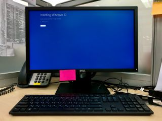 Make a Bootable Windows USB Install