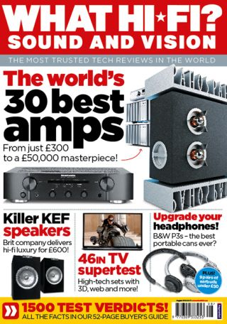 August issue on sale today, in print and online | What Hi-Fi?