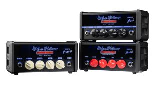 Hughes & Kettner's Spirit Nano amp heads