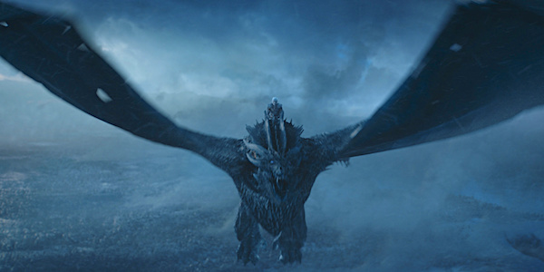 Viserion Game of Thrones HBO