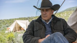 """Kevin Costner as John Dutton in """"Yellowstone."""""""